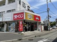 宝くじロトハウス 春日部駅東口店 店舗外観